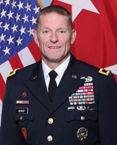 Major General Bradley A. Becker Fort Jackson