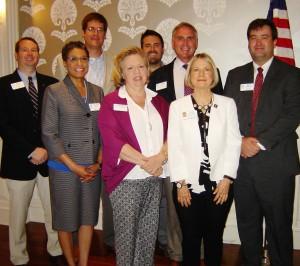 2016-17 Capital Rotary Board