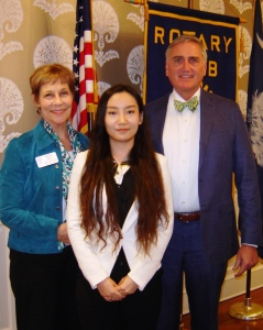 Qing Wang Columbia Capital Rotary