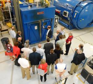 McNair Aerospace Center Hosts Capital Rotary Club