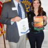 Global Grant Scholar Visits Capital Rotary