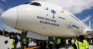 Boeing in SC