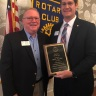2018 Rotarian of the Year Recognized