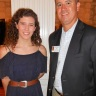 Scholarship Recipient Guest of Capital Rotary