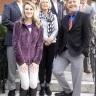 Rotarians Visit Columbia College
