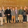 Rotarians View Nephron Expansion