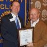 Capital Rotarian Earns CART Award