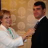 Honors College Grad Joins Rotary