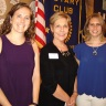 Welcoming USC Rotaract Leader