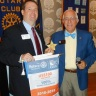 Capital Rotary Honored for Annual Fund Giving
