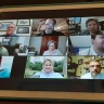 Capital Rotary's First Zoom Meeting
