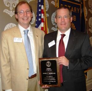 Bryan Goodyear Columbia Capital Rotary Club