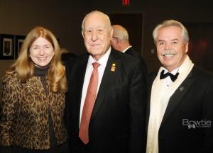 Capital Club Member Meets Rotary International President