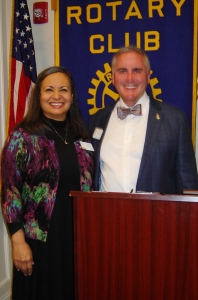 Felicia Maloney Columbia Capital Rotary